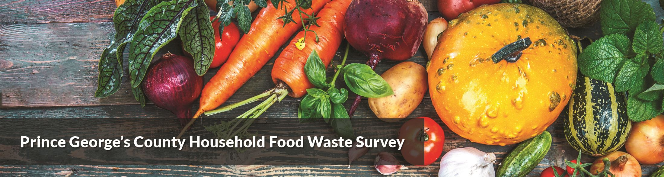 Prince George's County Household Food Waste Survey